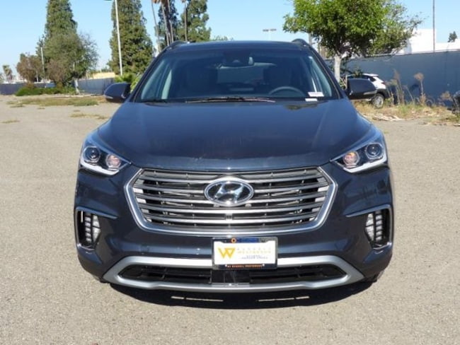 New 2019 Hyundai Santa Fe XL Limited Ultimate SUV for sale in Anaheim