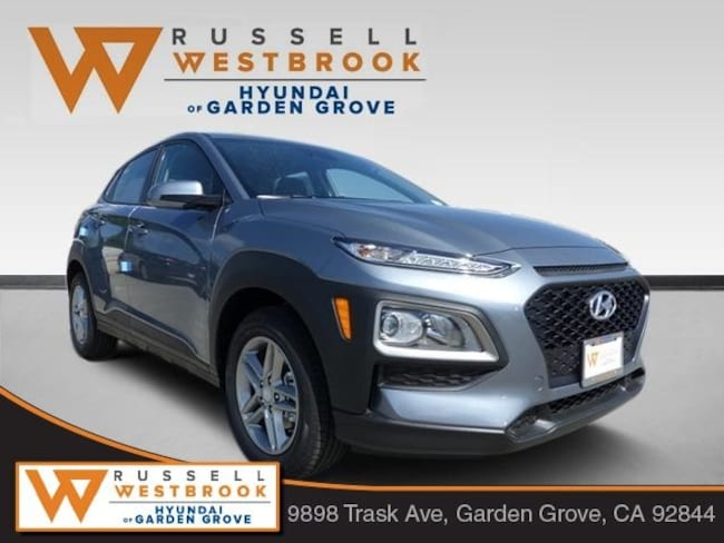 New 2019 Hyundai Kona SE SUV in Garden Grove