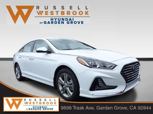 Pre-Owned Featured 2018 Hyundai Sonata SEL w/SULEV Sedan for sale near you in Garden Grove, CA