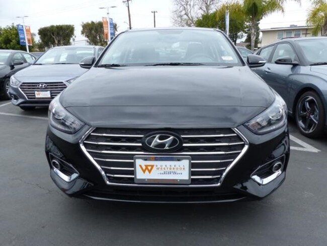 New 2019 Hyundai Accent Limited Sedan for sale in Anaheim