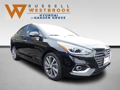 New 2019 Hyundai Accent Limited Sedan for sale near you in Garden Grove, CA