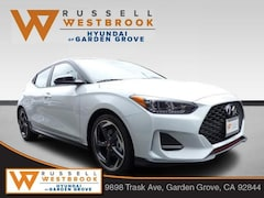 New 2019 Hyundai Veloster Turbo Ultimate Hatchback for sale near you in Garden Grove, CA