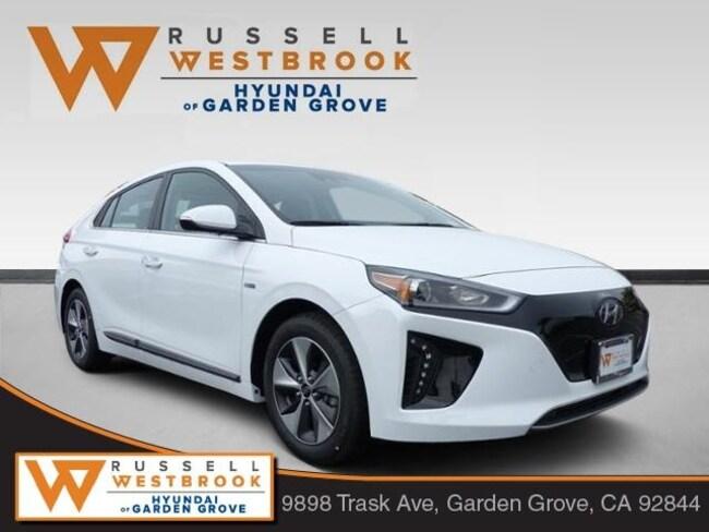 New 2019 Hyundai Ioniq EV Limited Hatchback in Garden Grove