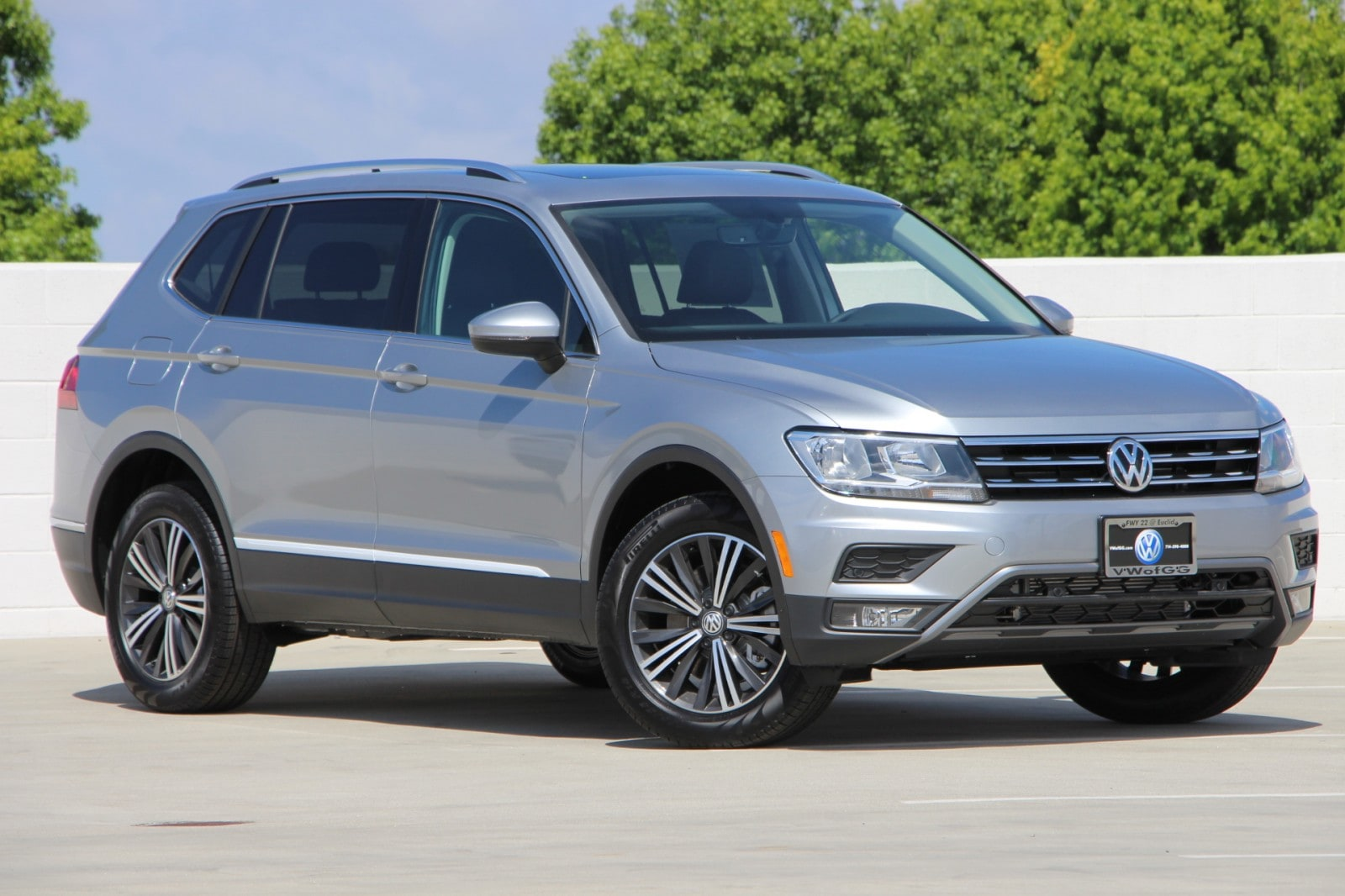 New 2019 Volkswagen Tiguan For Sale at CIRCLE Automotive