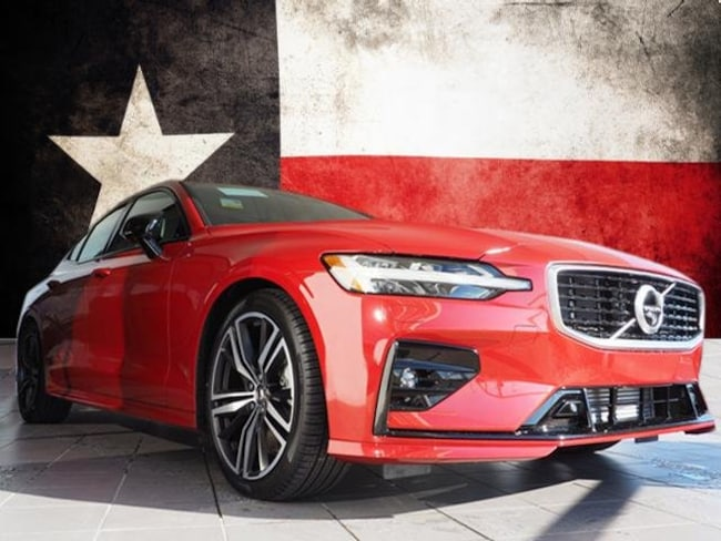 New 2019 Volvo S60 T6 R-Design Sedan For Sale/Lease Temple, TX