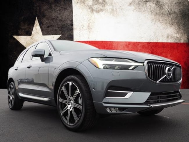 New 2019 Volvo XC60 T5 Inscription SUV For Sale/Lease Temple, TX