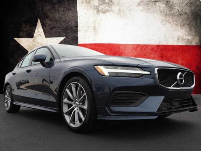 New 2019 Volvo S60 T5 Momentum Sedan For Sale/Lease Temple, TX