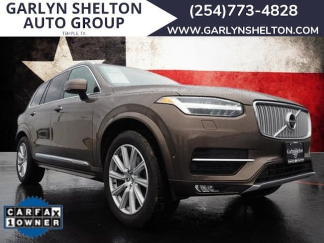 used 2016 volvo xc90 for sale in temple tx | vin: yv4a22pl6g1079640