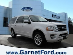 2016 Ford Expedition EL Limited 4WD  Limited