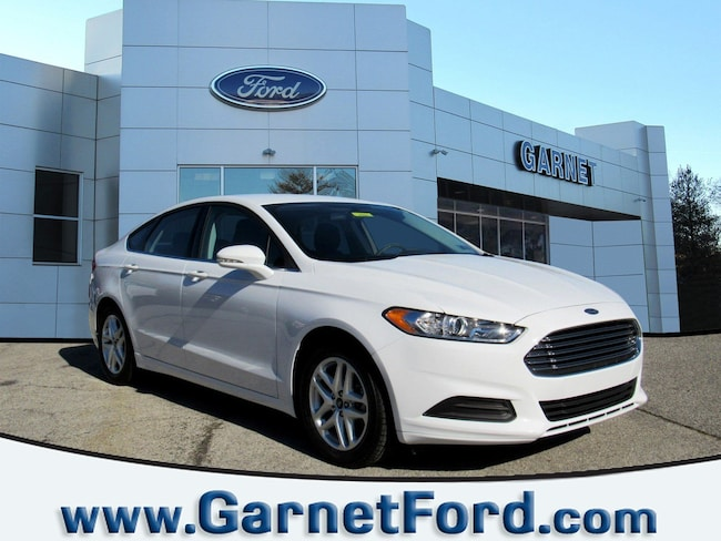 Certified Used 2016 Ford Fusion SE Sedan in West Chester, PA