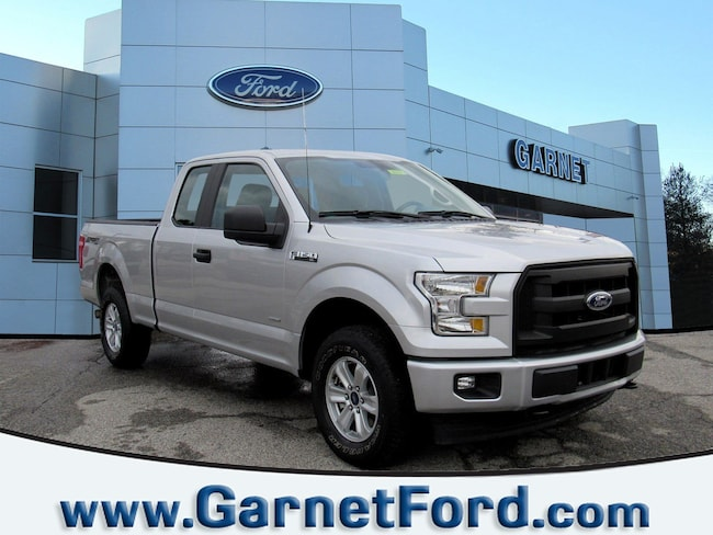 Used 2017 Ford F-150 SC XL 4x4 XL 4WD SuperCab 6.5 Box in West Chester, PA