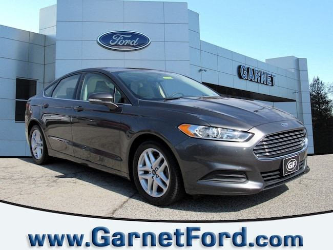 Certified Used 2015 Ford Fusion SE Sedan in West Chester, PA