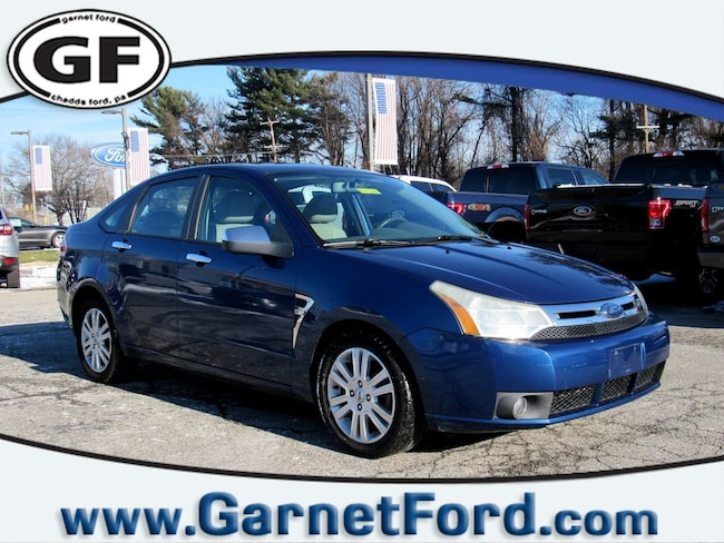 Used 2009 Ford Focus SEL Sedan in West Chester, PA