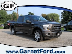 used 2017 Ford F-150 C/C XL 4x4 XL 4WD SuperCrew 5.5 Box 1FTEW1EP5HKC76190 in West Chester