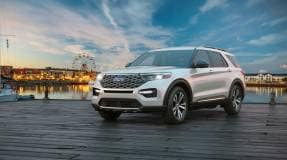 New Ford Explorer Exterior