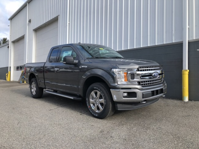 New 2018 Ford F-150 XLT Truck in West Chester, PA