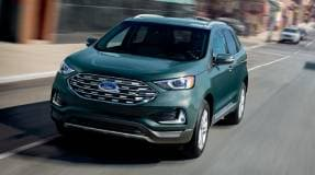 New Ford Edge SUV