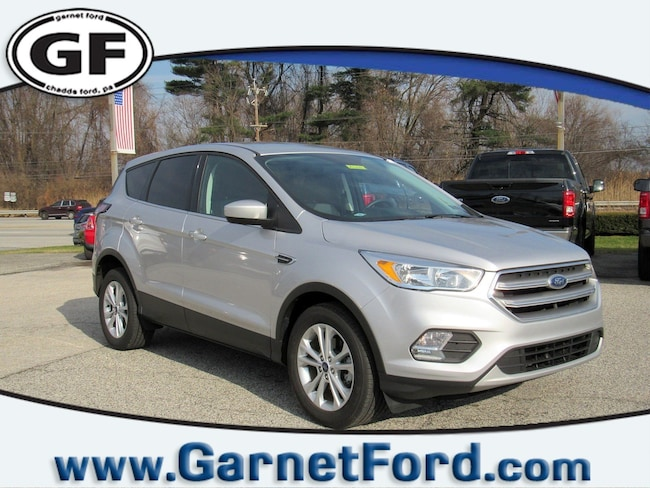 Certified Used 2017 Ford Escape SE SE FWD in West Chester, PA