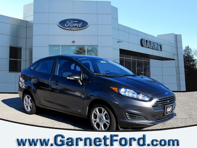 Used 2016 Ford Fiesta SE Sedan in West Chester, PA
