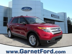 used 2015 Ford Explorer XLT 4WD  XLT 1FM5K8D88FGB55129 in West Chester