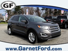 used 2017 Ford Edge SEL AWD SEL AWD 2FMPK4J95HBB25028 in West Chester