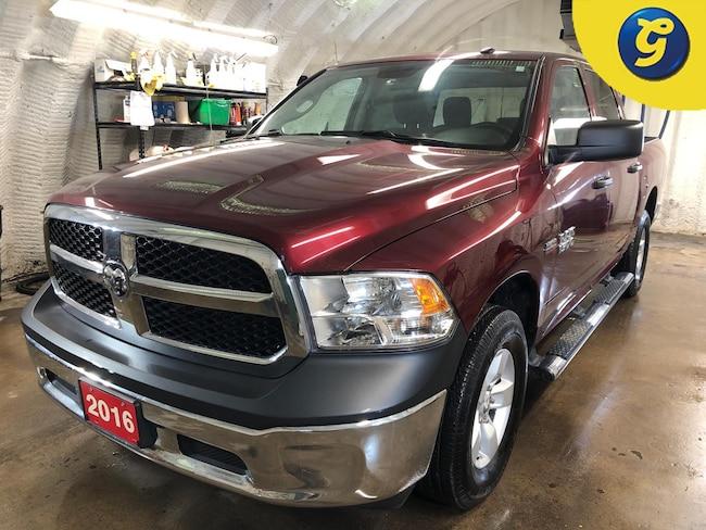 2016 Ram 1500 SXT * Crewcab * Hemi w/FuelSaver MDS * 4X4 * Step Truck