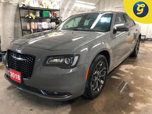 2018 Chrysler 300 S AWD w/ Navi & leather | $99 Wkly (o.a.c)