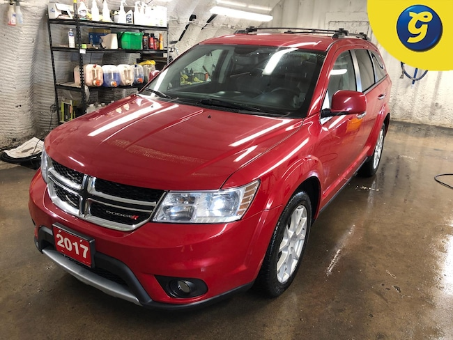 2017 Dodge Journey GT AWD w/ Leather | $73.27 wkly (o.a.c) SUV