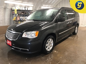 2012 Chrysler Town & Country Touring * DVD * Power Mid Row/Rear Vents * Auto St
