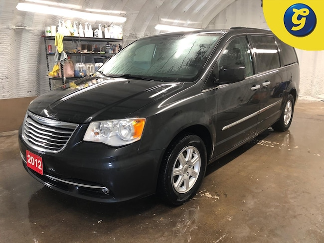 2012 Chrysler Town & Country Touring * DVD * Power Mid Row/Rear Vents * Auto St Minivan
