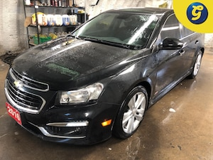 2016 Chevrolet Cruze LTZ * RS * Navigation * Power Sun Roof * Leather *