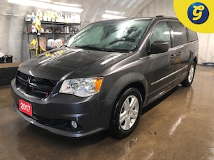2017 Dodge Grand Caravan Crew Plus | Pay $78.16 Weekly $0 down (oac)