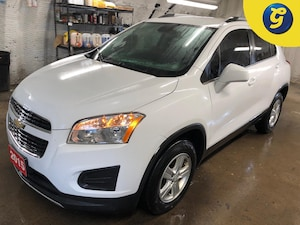 2015 Chevrolet Trax LT * AWD * On star * My link connect * Voice recog