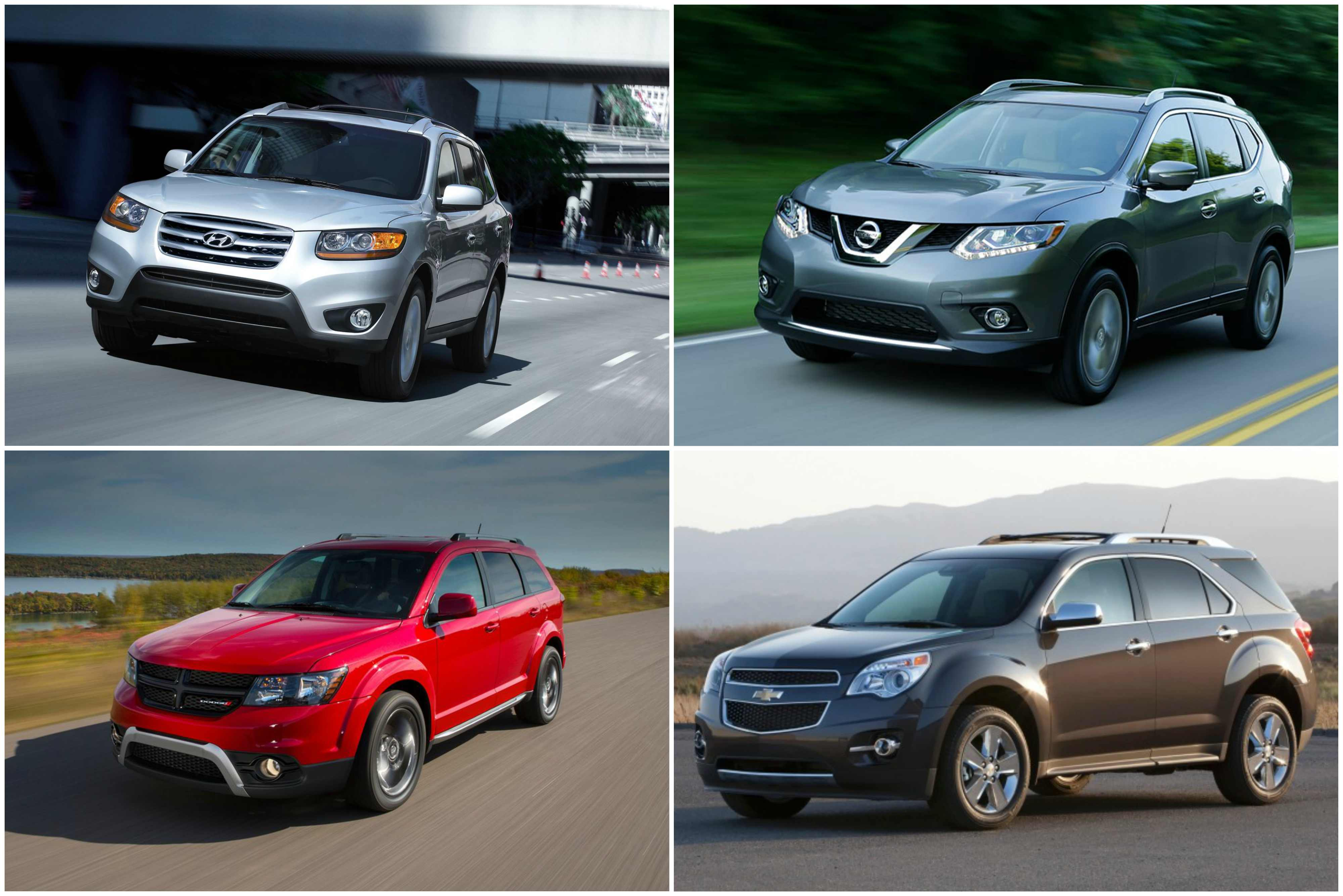 4 Best Value Midsize Used SUVs in Canada Under $25,000