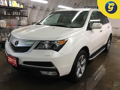 2012 Acura MDX Tech Package | AWD | Navi | Sunroof | DVD SUV