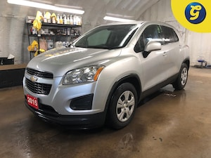 2015 Chevrolet Trax LS * On star * Voice recognition * Phone connect *