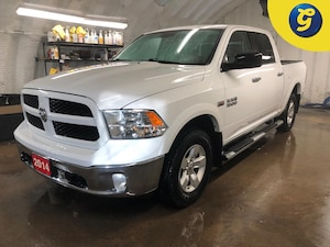 2014 Ram 1500 OUTDOORSMAN * Crew Cab * 4WD * HEMI * U connect to