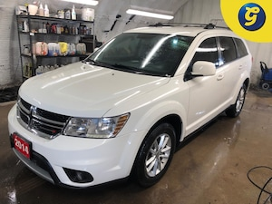 2014 Dodge Journey SXT * 7 Passenger * Push button ignition * Roof Ra