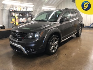 2017 Dodge Journey Crossroad * AWD * 7 passenger * DVD player * Navig