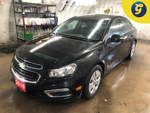 2015 Chevrolet Cruze LT * Power Sunroof * Chevy Mylink Apple Carplay/An
