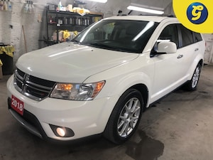 2018 Dodge Journey GT AWD | Leather | $367/month (o.a.c)