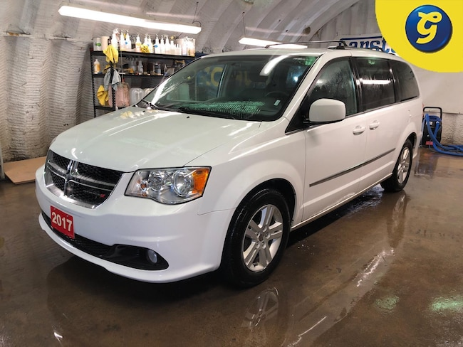 2017 Dodge Grand Caravan Crew Plus | $81.42 Weekly w/ $0 down (oac) Minivan