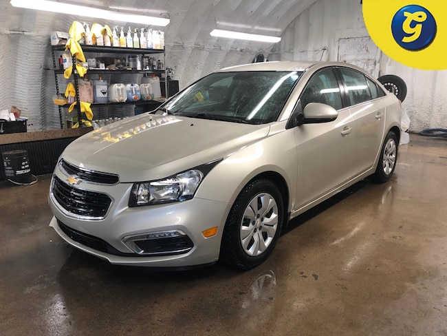 2016 Chevrolet Cruze 1LT * Chevy mylink touch screen * Reverse camera * Sedan