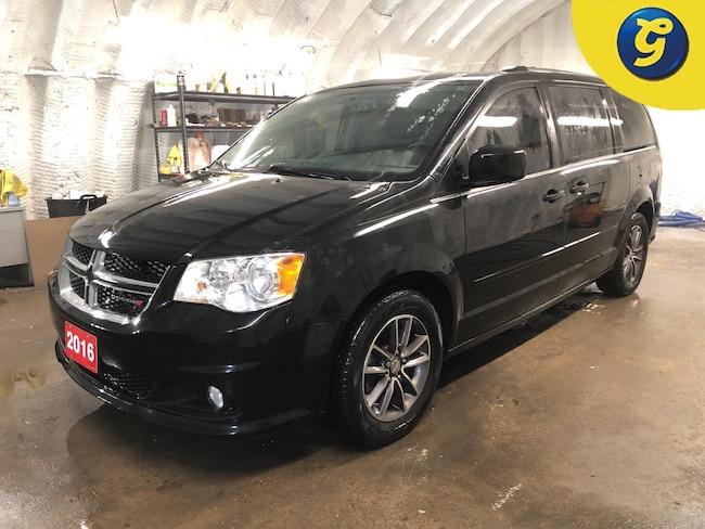 2016 Dodge Grand Caravan SXT Premium Plus * Navigation *  DVD player * Leat Minivan