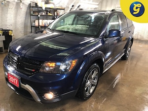 2017 Dodge Journey Crossroad AWD 7 passenger | $325/mo (oac)
