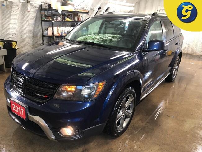 2017 Dodge Journey Crossroad AWD 7 passenger | $325/mo (oac) SUV