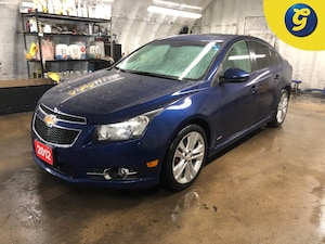 2012 Chevrolet Cruze 2LT * RS * Sunroof * Hands free steering wheel con