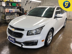2015 Chevrolet Cruze 2LT * RS * Sunroof * Chevy mylink touch screen * R