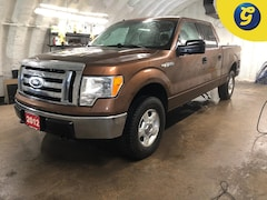 2012 Ford F-150 Supercrew * 4WD * 5.0 L * Traction control * Remot Truck