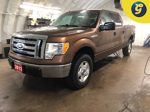 2012 Ford F-150 Supercrew * 4WD * 5.0 L * Traction control * Remot